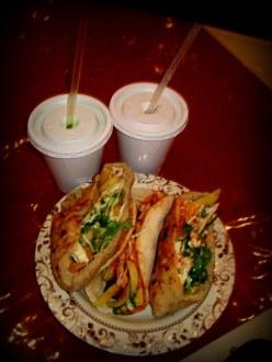 Juice dan aneka 'Kebab'