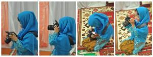 Shabira dan kamera
