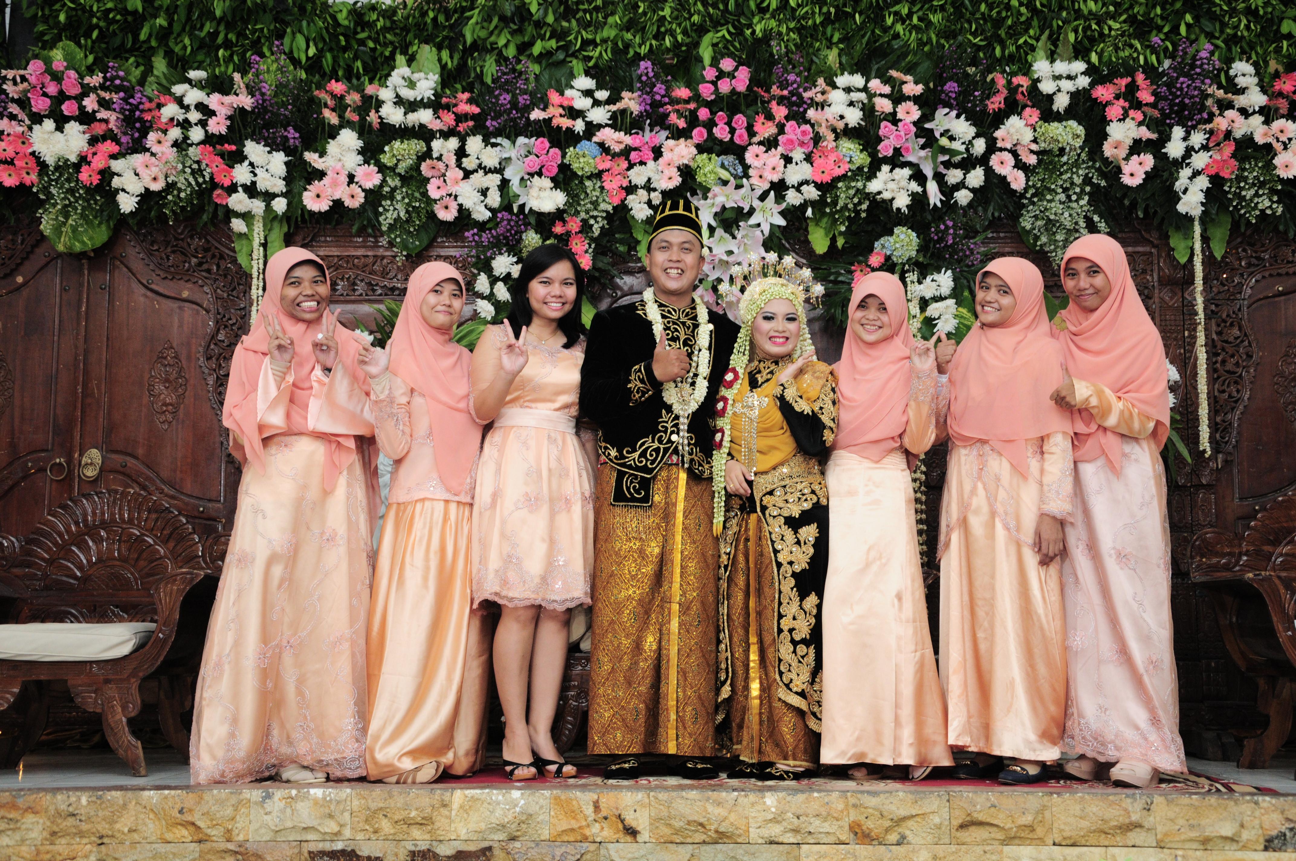 pengantin perempuan  Palupi Utami